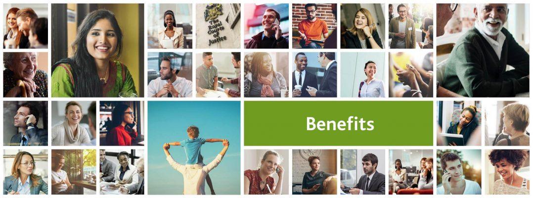 HM Courts & Tribunals Service -Benefits