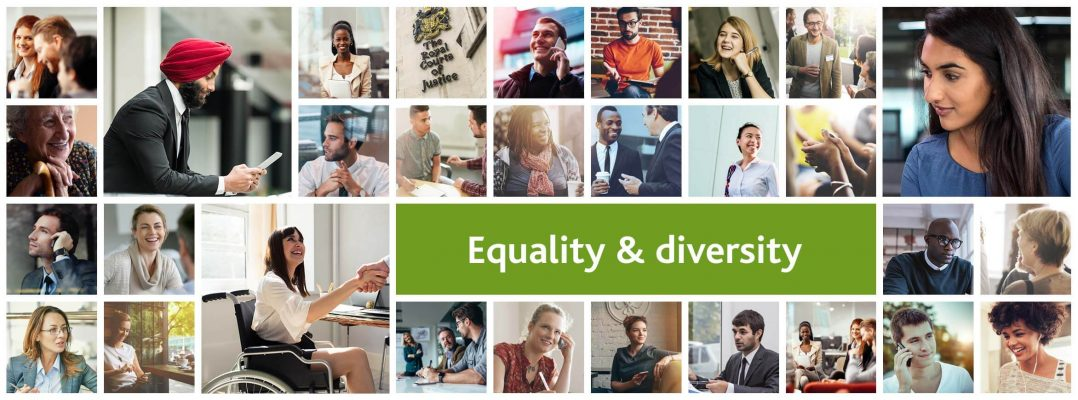 HM Courts & Tribunals Service - Equality & diversity