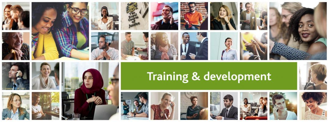 HM Courts & Tribunals Service - Training & development